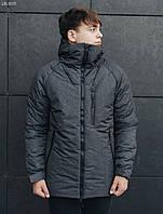 Зимняя куртка Staff mil grafit