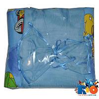 Комплект в детскую кроватку  (хлопок): бортик, балдахин (мин зказ 1 ед)