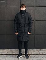 Зимняя куртка Staff long black