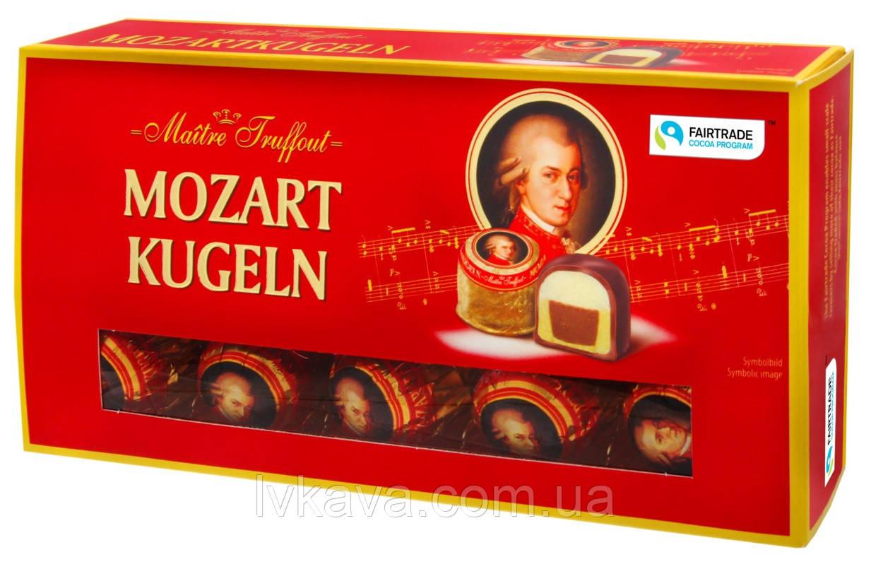 Конфеты пралине Mozartkugeln  Maitre Truffout  , 200 гр