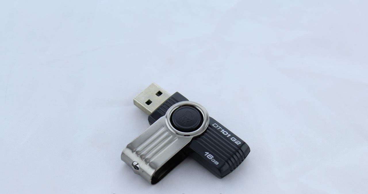 USB флеш накопитель 16Gb DataTraveler 101 G2 Kingston флешка