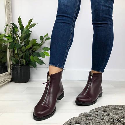 Осенняя обувь ботинки, фото 2
