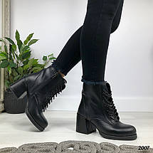 Ботинки с цепочкой, фото 3