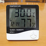 Для чего нужен термогигрометр?