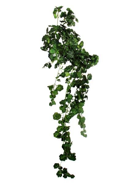 Искусственная зелень, декор, цепочка цветами, искусственные лианы