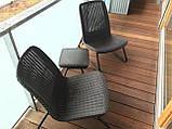 Набір садових меблів Rio Patio Set зі штучного ротанга ( Allibert by Keter ), фото 9