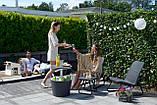 Набір садових меблів Rio Patio Set зі штучного ротанга ( Allibert by Keter ), фото 8