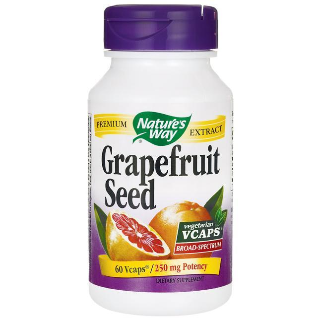 Экстракт Семян Грейпфрута, 60 капсул