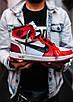 "Кроссовки мужские Nike Air Jordan 1 ""Off-White"", фото 8"