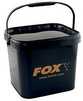 Ведро пластиковое 11,8л FOX Carp Bucket 11.8 (Б/У)