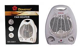 Обігрівач тепловентилятор дуйка Domotec MS-5901