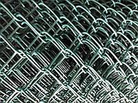 Сетка-рабица с полимерным покрытием (ПВХ)