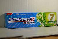 Зубная паста Blend-a-med 7 на травах 2в1 (с ополоскивателем) 100мл