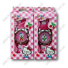 """Дитячі наручні годинники """"Hello Kitty"""" в подарунковій упаковці, фото 3"""