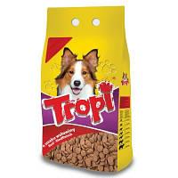 Корм Tropi Beef Тропi з яловичиною для собак 10 кг