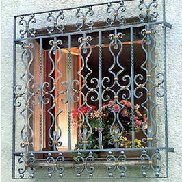 Решетки на окна и двери