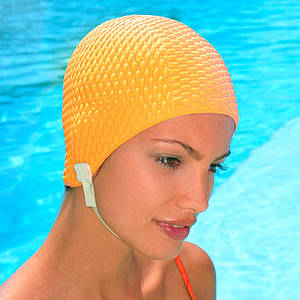 шапочки для плавания