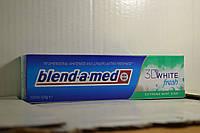 Зубная паста Blend-a-Med 3D-White Fresh Extreme Mint Kiss, 100 мл