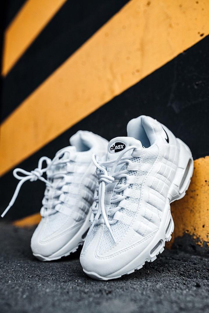 "Кроссовки женские Nike Air Mаx 95 ""White"""