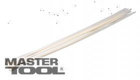 MasterTool  Хомут пластиковый 7,6*500 мм белый, 50 шт, Арт.: 20-1828