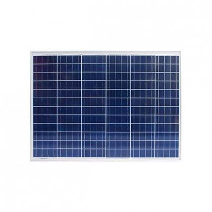 Сонячна полікристалічна батарея панель AXIOMA energy AX-110P 110Вт, фото 2