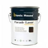 """"""" Facade Lasur""""- Краска для дерева на основ льняного масла 10 л.ао"""