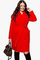 Женское пальто осень больших размеров