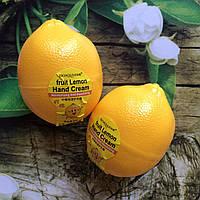 """Крем для рук отбеливающий """"Лимон"""" Bioaqua"""