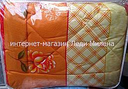 Зимнее теплое одеяло овечья шерсть полуторное от производителя, фото 3