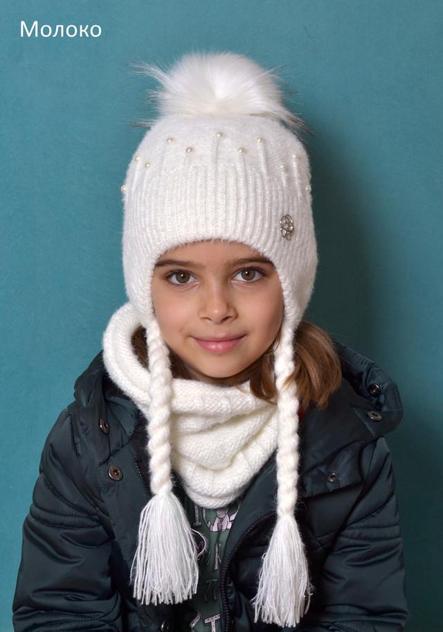 Зимовий дитячий комплект