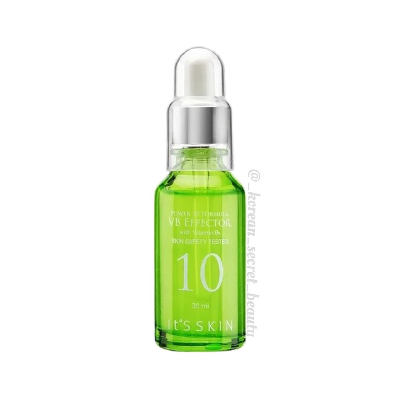 Сыворотка для контроля жирности It's Skin Power 10 Formula VB Effector