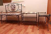 «Кованая» мебель