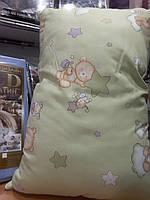 Подушка детская 40х60см, наполнитель - холлофайбер ТМ Королева снов, фото 1