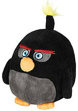 М'яка іграшка Jazwares Angry Birds ANB Little Plush Бомб