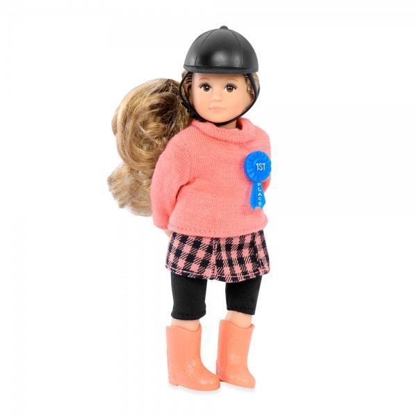 Дитяча іграшкова лялька Наїзниця Феліція 15 см, LORI LO31029Z