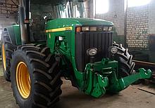 Ремонт тракторов John Deere