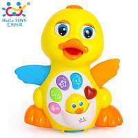 Детская игрушка Huile Toys Желтый утенок
