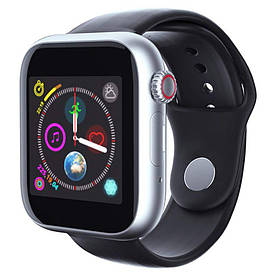 Умные часы Smart Watch Z6 Silver (SW0001Z6S)