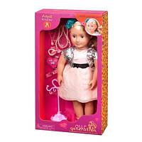 Кукла большая детская 46 см Аня с украшениями Our Generation BD31052Z