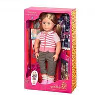 Большая кукла для девочки Шеннон 46 см Our Generation DELUXE BD31026ATZ
