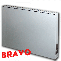 Инфракрасный обогреватель BRAVO 500 Вт с терморегулятором (конвектор Standart)