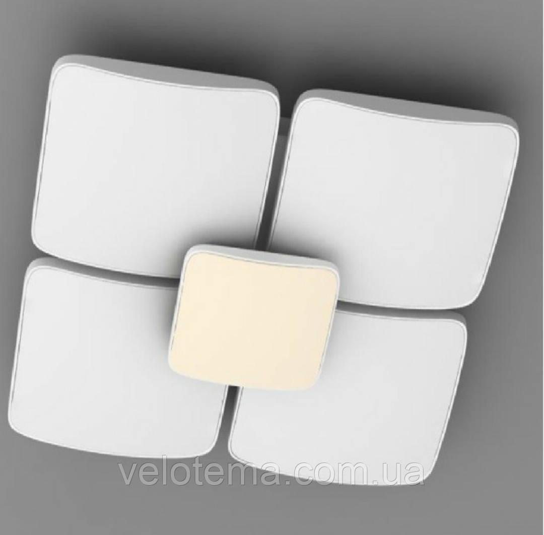 Лед люстра светильник светодиодный CL-LED-YHX CCT 84W