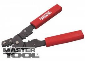MasterTool  Клещи для обжима контактов(7) 180 мм, Арт.: 75-2256