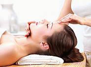 Техника выполнения массажа шеи и головы