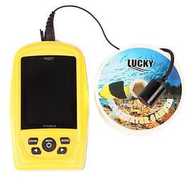 Подводная видеокамера Lucky FF3308-8 цветной дисплей,меню на русском