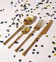 Набор столовых приборов 4 предмета 801-455