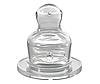 Бутылочка антиколиковая Nip Слоники для мальчика, 250 мл, фото 5