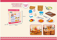 Кукольные кухонные аксессуары, для ЛОЛ