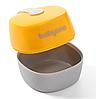 Футляр-контейнер для пустышки BabyOno Желтый, фото 4