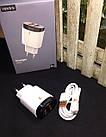 Кабель USB, кабель для зарядки, шнур USB, USB кабель для телефону, зарядка VIDVIE CE08 micro cable, фото 3